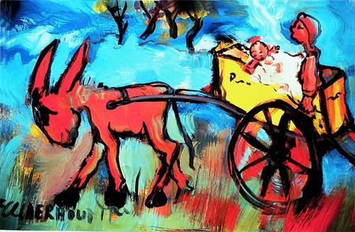 The Donkey Cart