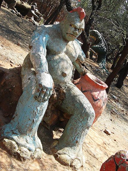 Titamogofaudon- Soweto Cultural village