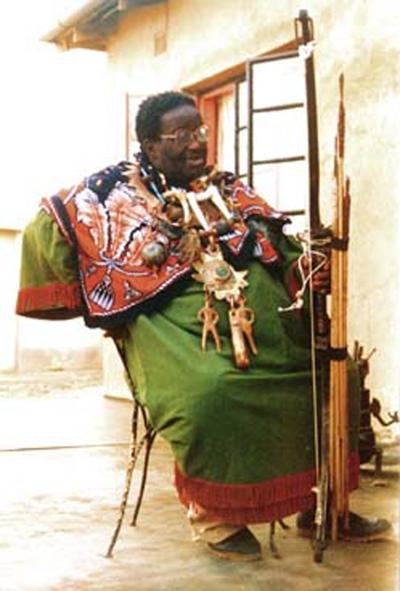 Credo Vusamazulu Mutwa