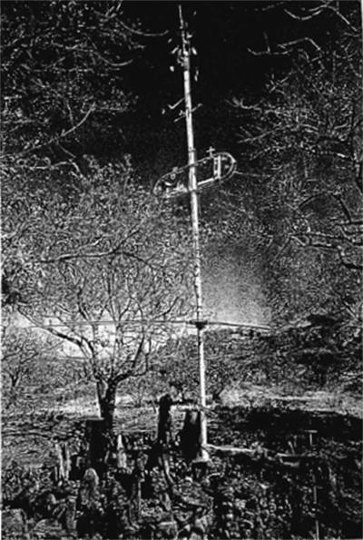 Aerial of God, 1980