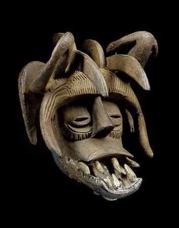 Igbo Mask, Nigeria