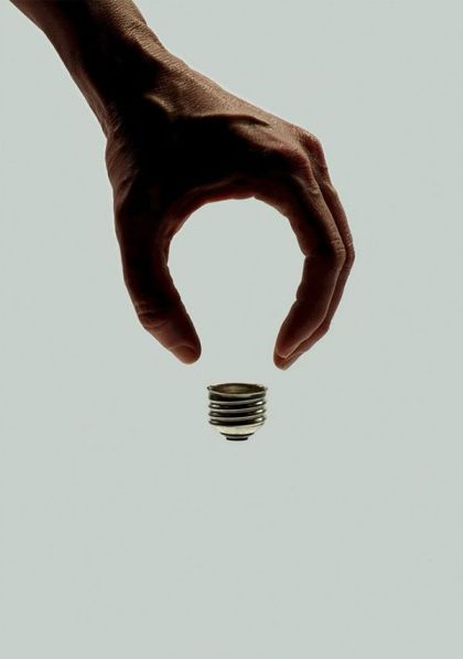 Lightbulb Art